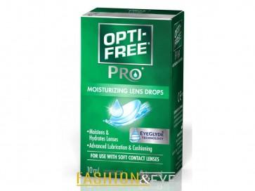Opti-Free Pro kontaktlencse nedvesítő csepp 10 ml