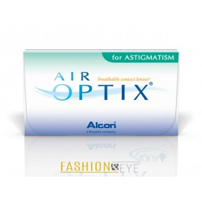 Air Optix aqua for Astigmatism 6db