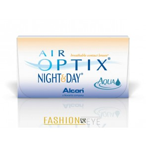 Air Optix Night&Day Aqua 6 db